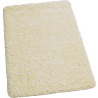 more details on Washable Shaggy Bath Mat - Ivory.