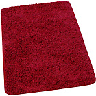 more details on Washable Shaggy Bath Mat - Red.