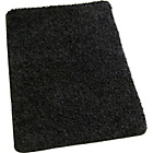 more details on Washable Shaggy Bath Mat - Black.