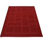 more details on Vermont Rug - Red - 120 x 160cm.