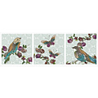 more details on Bird Wall Art Canvas.