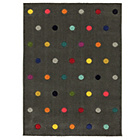 more details on Collection Dotty Rug - 120x160cm - Multicoloured.