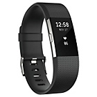 more details on Fitbit Charge 2 Heart Rate + Fitness Band Black - Large.