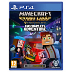 more details on Minecraft: Story Mode Complete Adventure PS4 Pre-order Game.