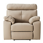 more details on Collection Cameron Leather Chair - Taupe.