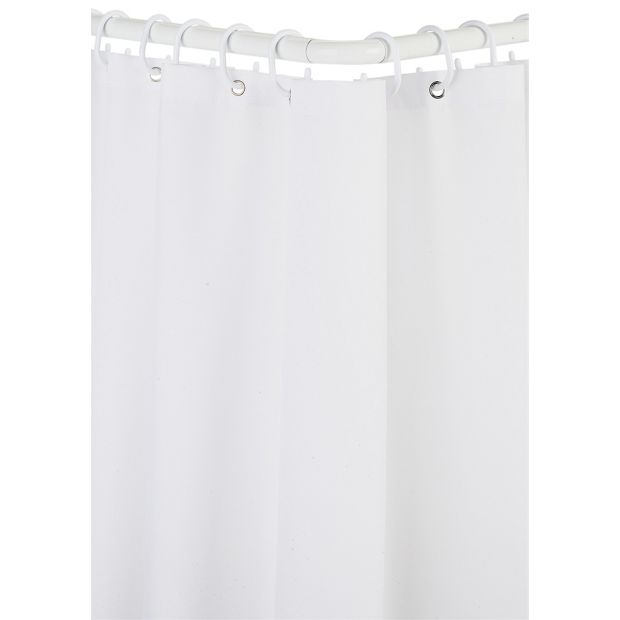 Buy croydex modular aluminium shower curtain rail set for Bathroom accessories argos