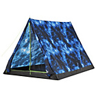 more details on Trespass 2 Man Quick Pitch Tent - Night Sky.