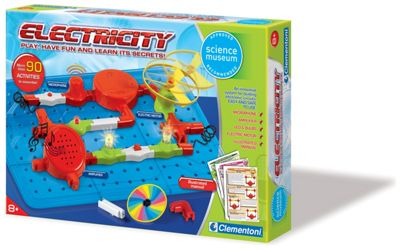Buy Clementoni Science Museum Electricity Kit at Argos.co ...
