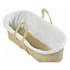 more details on Clair de Lune Quilted Liner for Moses Basket.