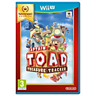 more details on Captain Toad: Treasure Tracker Selects Wii U Pre-order Game.