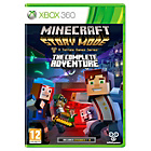 more details on Minecraft: Story Mode Complete Adventure Xbox 360 Pre-order.