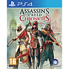 more details on Assassin's Creed: Chronicles PS4 Game.