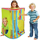 more details on Chad Valley Stripe and Mesh Large Play Tent.