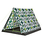 more details on Trespass 2 Man Quick Pitch Tent - Pattern.