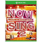 more details on Now That's What I Call Sing 2 Xbox One Pre-order Game.
