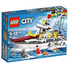 more details on LEGO City Fishing Boat - 60147.