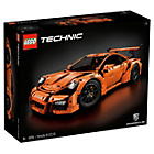 more details on LEGO Technic Porsche 911 GT3 RS - 42056.