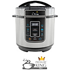 more details on 3L Pressure King Pro Chrome 8-in-1 Digital Pressure Cooker.