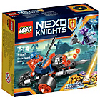 more details on LEGO Nexo Knights Kings Guards Artillery - 70347.