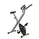 Opti Folding Exercise Bike