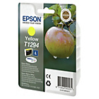 more details on Epson Apple T1294 Standard Ink Cartridge - Yellow.