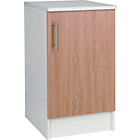 more details on Athina 500mm Fitted Kitchen Base Unit - Beech.