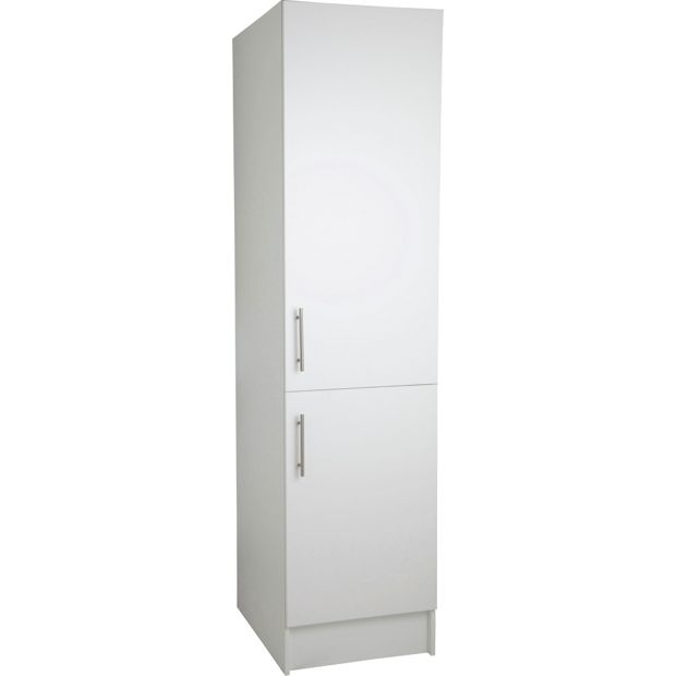 Buy athina 500mm tall fitted kitchen unit white at argos - Clearance kitchen cabinets or units ...
