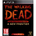 more details on The Walking Dead: A New Frontier PS3 Pre-order Game.