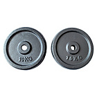 more details on Opti 2 x 10 Kg Cast Weights