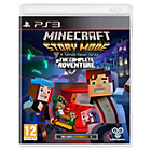 more details on Minecraft: Story Mode Complete Adventure PS3 Pre-order Game.