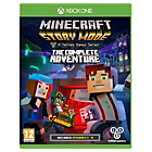 more details on Minecraft: Story Mode Complete Adventure Xbox One Pre-order.