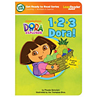 more details on LeapFrog Tag Junior Book - 1-2-3 Dora.