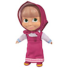 more details on Masha and the Bear Soft Bodied Doll.
