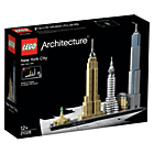 more details on LEGO Architecture New York City - 21028.
