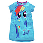 more details on My Little Pony Girls' Blue Nightie - 3-4 Years.