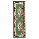 more details on HOME Bukhura Traditional Runner - 67x200cm - Green.