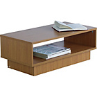 more details on Cubes Coffee Table - Oak Effect.
