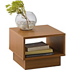 more details on Cubes End Table - Oak Effect.