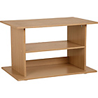 more details on Argos Value Range TV Bench - Oak Effect.