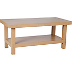 more details on Stratford Chunky Coffee Table - Oak Effect.