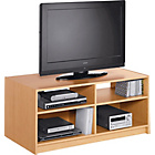 more details on Maine Modular TV Unit - Beech Effect.