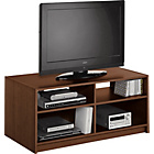 more details on Maine Modular TV Entertainment Unit - Walnut Effect.