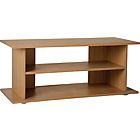 more details on Argos Value Range Large TV Bench - Oak Effect.