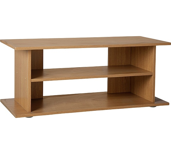 Buy Home Large Tv Unit Oak Effect At Your