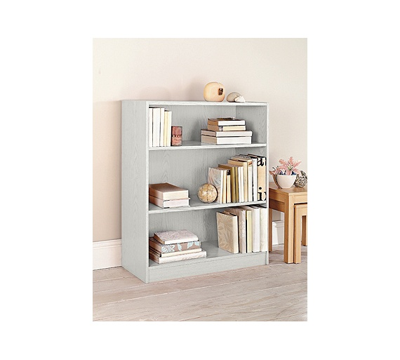 Buy HOME Maine Small Extra Deep Bookcase