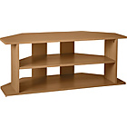 more details on HOME Large Corner TV Unit - Oak Effect.