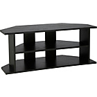 more details on Argos Value Range Large Corner TV Unit - Black Ash.