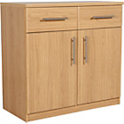 more details on Anderson 2 Door 2 Drawer Sideboard - Oak Effect.