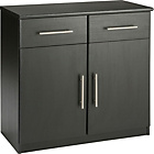 more details on Anderson 2 Door and 2 Drawer Sideboard - Black.
