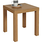 more details on Argos Value Range Sasha End Table - Oak Effect.